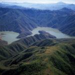 Vista aèria Sierra Madre Occidental